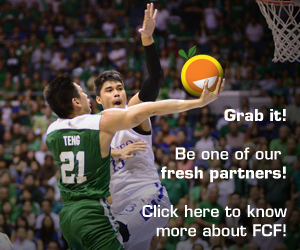 Be one of our fresh partners, advertise with FCF!