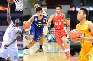 From the 15th Parallel: UAAP Season 77 Final Four-cast