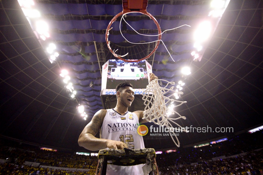 IN PHOTOS: National University Bulldogs' historic championship game