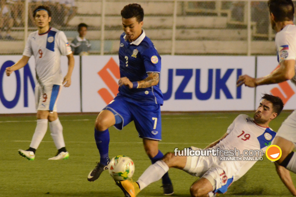 2014 AFF Suzuki Cup: Thailand claims second leg shutout of Philippines