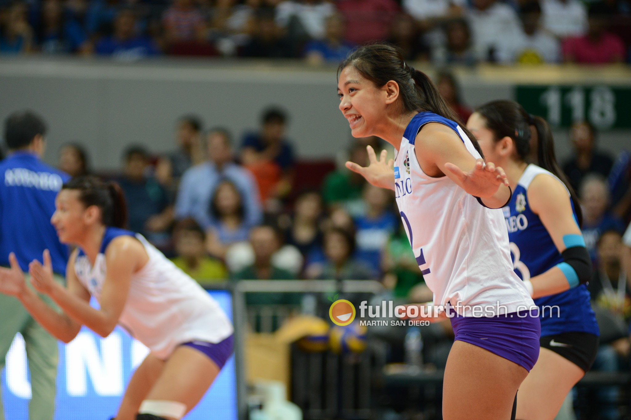 UAAP Season 77: Ateneo survives unexpected five-setter challenge from UP